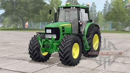 John Deere 7030 Premiuӎ for Farming Simulator 2017