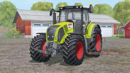 Claas Axioƞ 850 for Farming Simulator 2015
