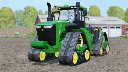 John Deere 9620RX〡articulated for Farming Simulator 2015