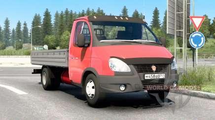 Gaz Gazel for Euro Truck Simulator 2
