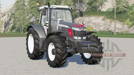 Massey Ferguson 7600 series〡adjustable mirrors for Farming Simulator 2017