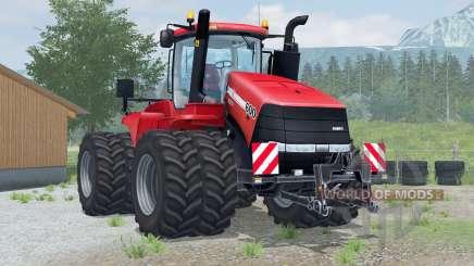Case IH Steiger 600〡double wheels for Farming Simulator 2013