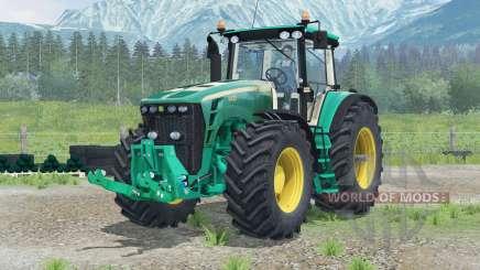 John Deere 8430〡manual ignition for Farming Simulator 2013