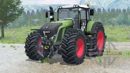 Fendt 924 Vario〡change driving direction for Farming Simulator 2013