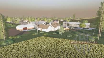 Bagienice〡seasons for Farming Simulator 2017