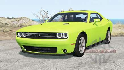 Dodge Challenger SXT (LC) 2015 for BeamNG Drive