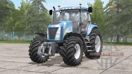 New Holland TG200 serieᵴ for Farming Simulator 2017