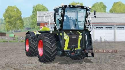 Claas Xerion 4000 Saddle Trac for Farming Simulator 2015