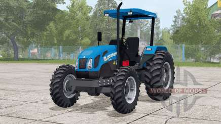 New Holland TL75E〡with loader support for Farming Simulator 2017