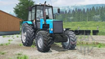 MTH-1221 Belarus〡s front loader for Farming Simulator 2013