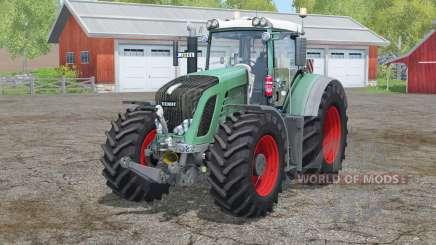 Fendt 936 Vario〡animated front suspension for Farming Simulator 2015