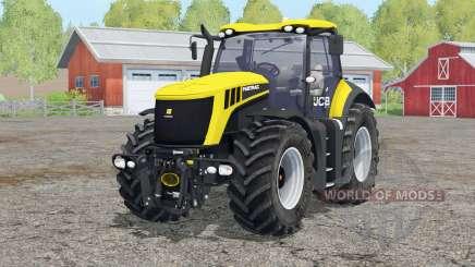 JCB Fastrac 8310〡interactive buttons for Farming Simulator 2015