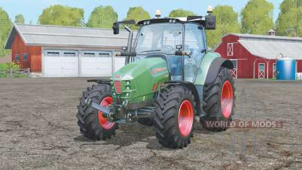 Hurlimann XM 130 T4i〡with or without fenders for Farming Simulator 2015