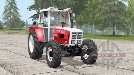 Steyr 8120A Turbo for Farming Simulator 2017