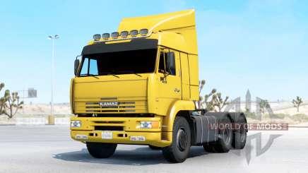 Kamaz-6460 for American Truck Simulator
