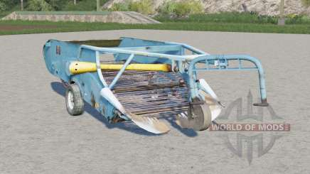 Agromet Z-609-2〡two versions for Farming Simulator 2017