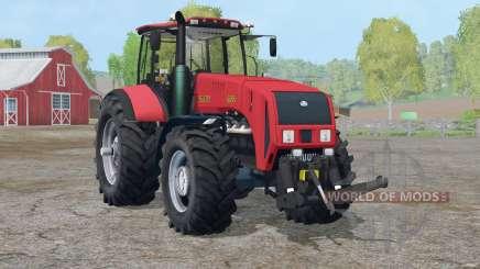 MTH-3522 Belaruꞔ for Farming Simulator 2015