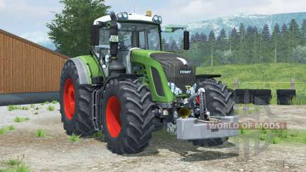 Fendt 936 Variᴏ for Farming Simulator 2013