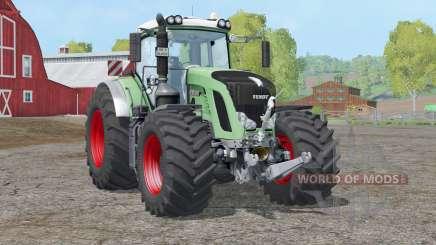 Fendt 939 Vario〡mirrors reflect for Farming Simulator 2015