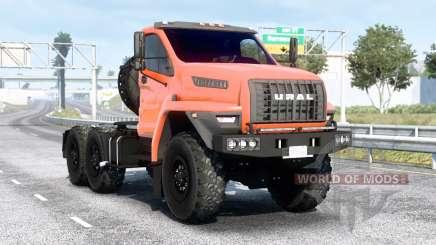 Ural Next (44202-5311-74E5) v1.6 for American Truck Simulator