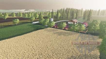 Rolnicze Pola v3.0 for Farming Simulator 2017