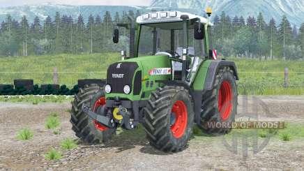 Fendt 412 Vario TMS〡front loader for Farming Simulator 2013