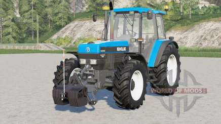 New Holland 40 series〡with weight for Farming Simulator 2017