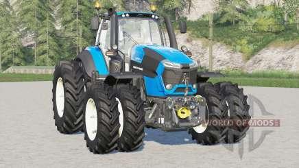 Deutz-Fahr Serie 9 TTV Agrotron〡added narrow duals wheels for Farming Simulator 2017