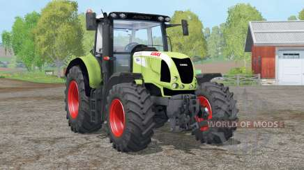 Claas Arion 620〡interactive control for Farming Simulator 2015