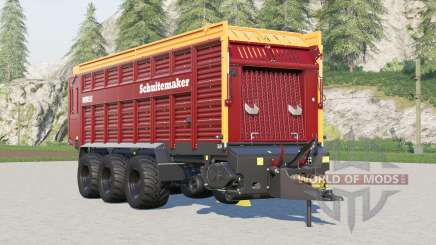 Schuitemaker Rapide 8400W〡changed capacity for Farming Simulator 2017