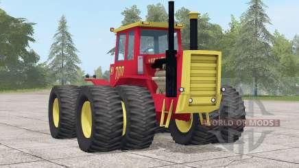 Versatile 4WD series〡articulated for Farming Simulator 2017
