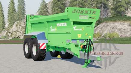 Joskin Tornado3〡choice of tires for Farming Simulator 2017