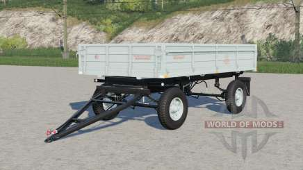 2PTS-4〡 with a snous transporter for Farming Simulator 2017