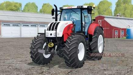 Steyr 6230 CVΤ for Farming Simulator 2015