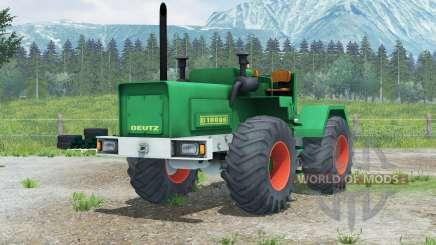 Deutz D 16006 A for Farming Simulator 2013