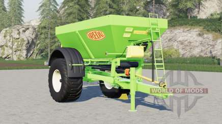 Bredal K-series〡work speed increased for Farming Simulator 2017
