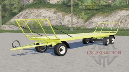 Conow Ballenwagen for Farming Simulator 2017