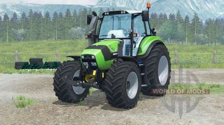 Deutz-Fahr Agrotron TTV 4ვ0 for Farming Simulator 2013