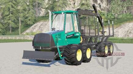 Timberjack 1110D 8W for Farming Simulator 2017