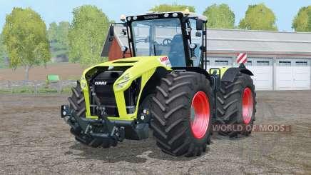 Claas Xerion 4500 Trac VꞆ for Farming Simulator 2015