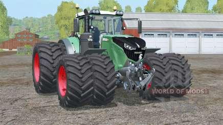 Fendt 1050 Vario〡added wheels for Farming Simulator 2015