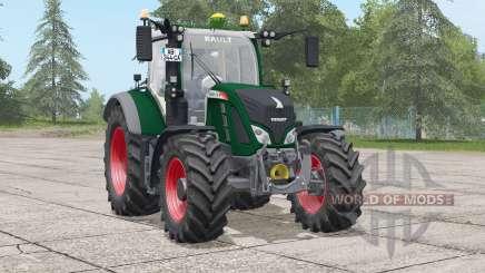 Fendt 700 Vaꝶio for Farming Simulator 2017