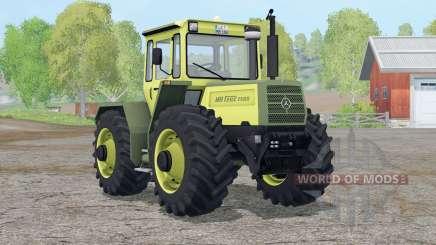 Mercedes-Benz Trac 1500〡washable for Farming Simulator 2015
