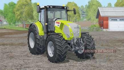 Claas Axioɴ 850 for Farming Simulator 2015