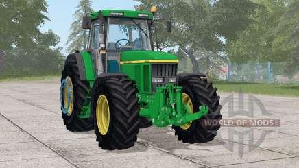 John Deerᶒ 7710 for Farming Simulator 2017