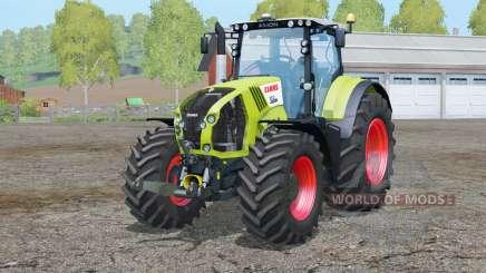 Claas Axioꝴ 850 for Farming Simulator 2015