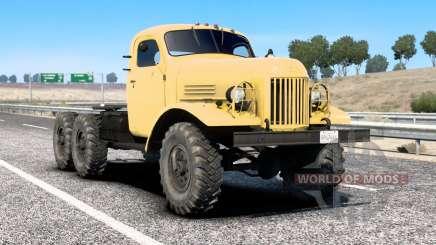 SIL-157B v1.4 for American Truck Simulator