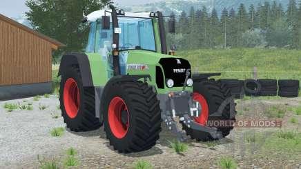 Fendt 818 Vario TMS〡folding front linkage for Farming Simulator 2013