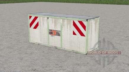 Simple Concrete Weight for Farming Simulator 2017