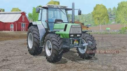 Deutz-Fahr AgroStar 6.01〡realistic motor power for Farming Simulator 2015